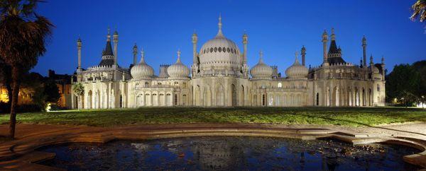 Brighton of Pavilion - Fineart Photography by David Freeman