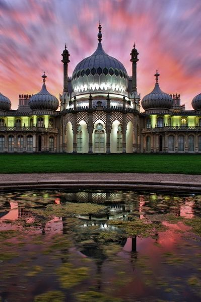 Brighton Pavilion - Fineart Photography by David Freeman