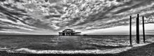 West Pier HDR - Fineart Photography by David Freeman 001