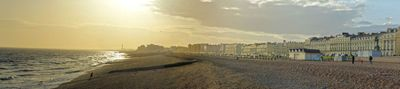 Brighton Seafront Panorama - POST Photography