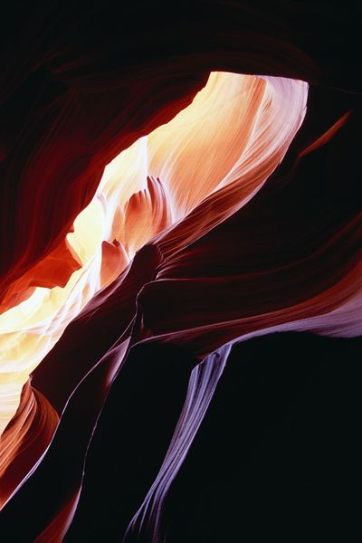 Antelope Canyon - Fineart Photography by David Freeman