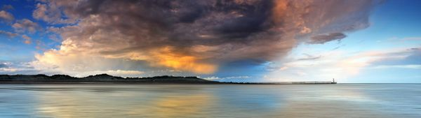 Storm Clouds, littlehampton - Fineart Photography by David Freeman
