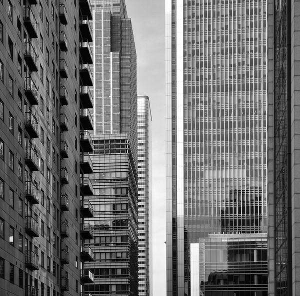 Canary Wharf, London City - Fineart Photography by David Freeman
