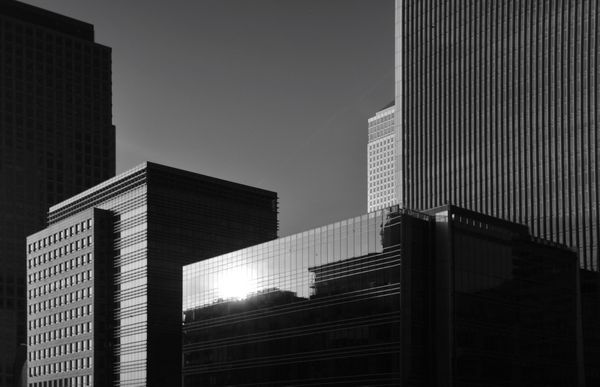 City , London City - Fineart Photography by David Freeman
