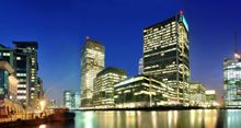 Canary Wharf, London City - Fineart Photography by David Freeman 001