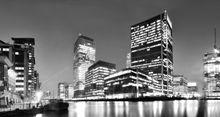 Canary Wharf, London City - Fineart Photography by David Freeman 001