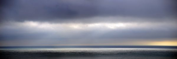 Clouds over the Channel - Fineart Photography by David Freeman
