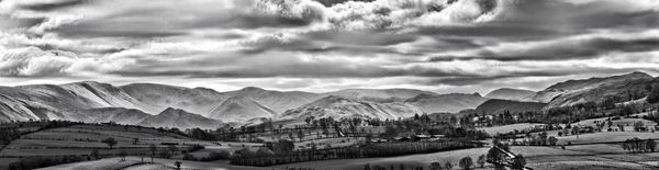 Cumbria Mountains, Lake District - Fineart Photography by David Freeman