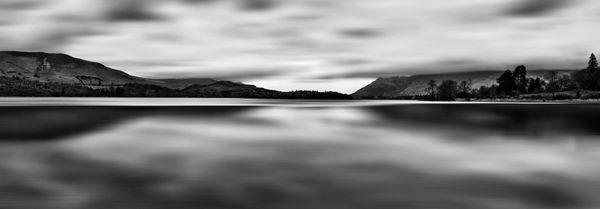 Derwent Wayer Dawn, lake District - Fineart Photography by David Freeman