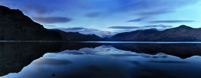 Dawn Derwent Water - Fineart Photography by David Freeman