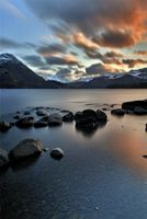 Ullswater Sunset - Fineart Photography by David Freeman 001