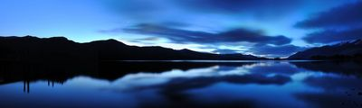 Derwent Dusk, Lake District - Fineart Photography by David Freeman