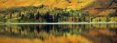 Mirror Lake, Derwent Water - Fineart Photography by David Freeman