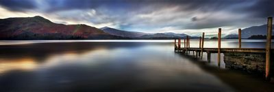 Storm Over Derwent Water - Fineart Photography by David Freeman