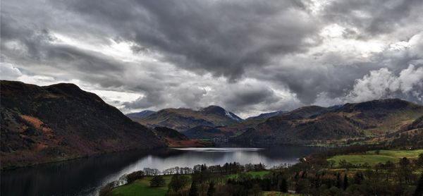UllswaterFrom Gowborrow Park - Fineart Photography by David Freeman