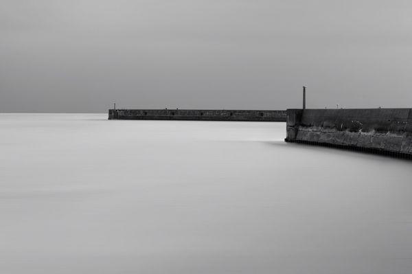 Harbour Wall, Shoreham - Fineart Photography by David Freeman