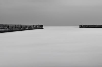 Harbour Wall, Shoreham - Fineart Photography by David Freeman