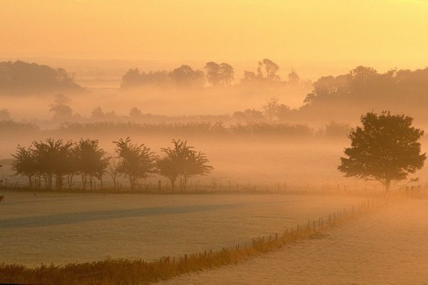 sussex downs - Fineart Photography by David Freeman