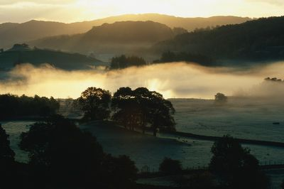 Lake District Dawn - Fineart Photography by David Freeman