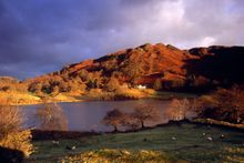 Loughrig Tarn - Fineart Photography by David Freeman 001