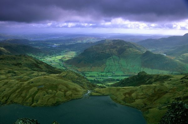 lake district - Fineart Photography by David Freeman