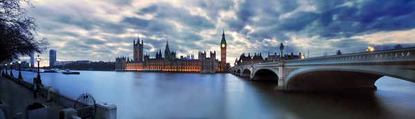 ParlimentCity360 - Fineart Photography by David Freeman