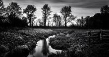 River Uck, Alfriston - Fineart Photography by David Freeman 001
