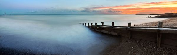 Shoreham Beach - Fineart Photography by David Freeman
