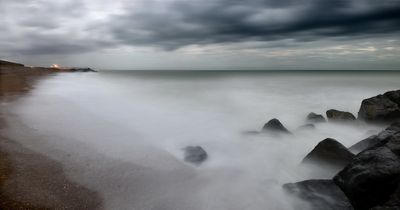 Shoreham Storm - Fineart Photography by David Freeman