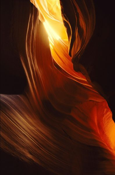 Slot Canyon, Arizona - Fineart Photography by David Freeman
