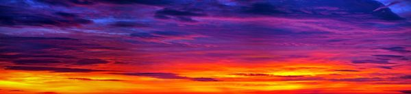 Sunset Sky - Fineart Photography by David Freeman