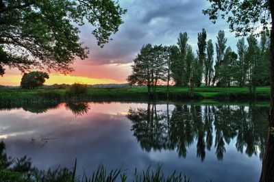 Sussex Lake, Barcombe Mills - Fineart Photography by David Freeman