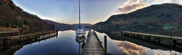 Ullswater Dawn - Fineart Photography by David Freeman