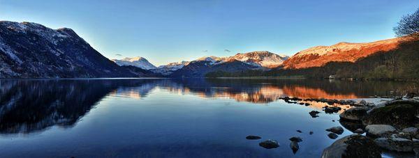 Breaking Dawn, Ullswater - Fineart Photography by David Freeman