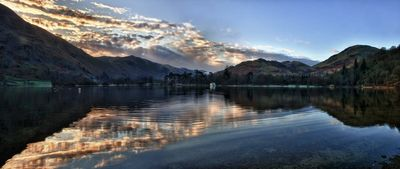 Ullswater Sunrise - Fineart Photography by David Freeman