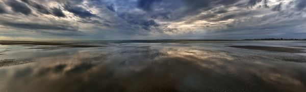 West Wittering Storm - Fineart Photography by David Freeman