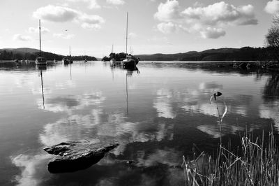 Windermere Boats - Fineart Photography by David Freeman