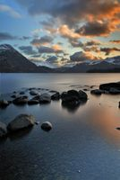 Mountain Sunset, Ullswater - Fineart Photography by David Freeman 001