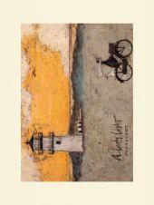 Sam Toft Sam Toft A Lovely Light Nantucket Mounted Print 30x40cm