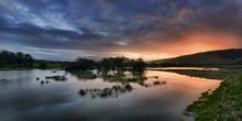 Floodplains, Cuckmere Haven - Fineart Photography by David Freeman 001