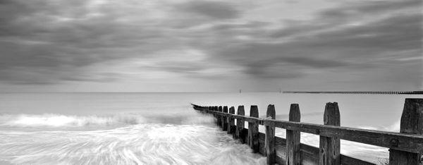 Littlehampton Beach - Fineart Photography by David Freeman