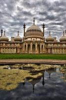 HDR Brighton Pavilion - Fineart Photography by David Freeman 001