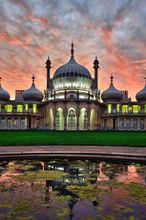 Brighton Pavilion - Fineart Photography by David Freeman 001