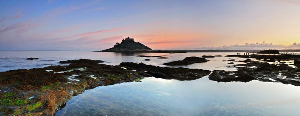 St Michaels Mount, Cornwall - Fineart Photography by David Freeman