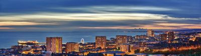 Brighton Panorama  - Fineart Photography by David Freeman