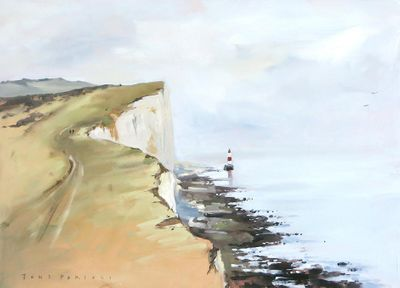 """ Beachy Head "" Eastbourne by Tony Parsons – image 1"