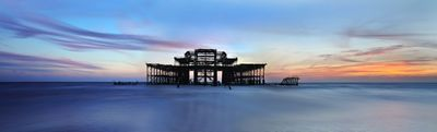 West Pier Sunset Print by David Freeman – image 1