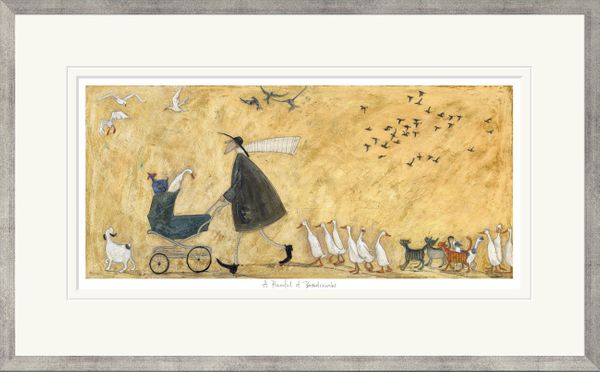 A Pramful of Breadcrumbs - Limited Edition Print by Sam Toft – image 3