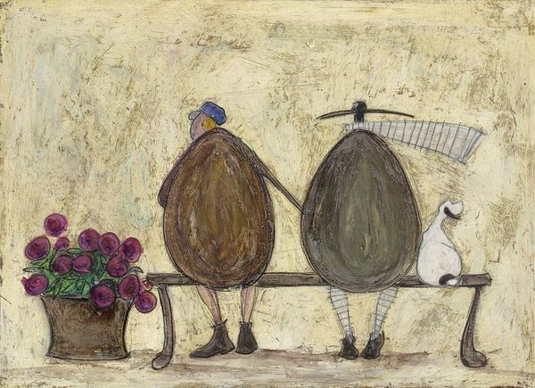 Didnt You Promise Me A Rose - Limited Edition Print by Sam Toft