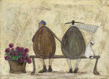 Didnt You Promise Me A Rose - Limited Edition Print by Sam Toft 001